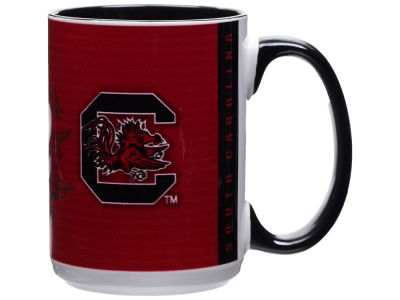 South Carolina Gamecocks 15oz Super Fan Inner Color Mug