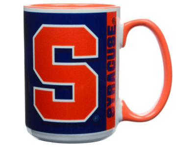Syracuse Orange 15oz Super Fan Inner Color Mug
