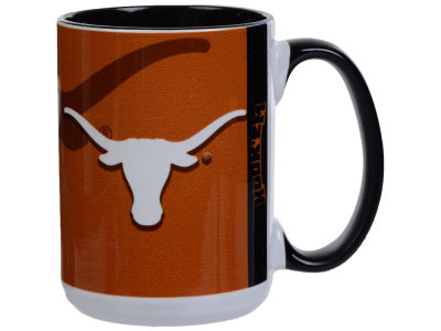Texas Longhorns 15oz Super Fan Inner Color Mug