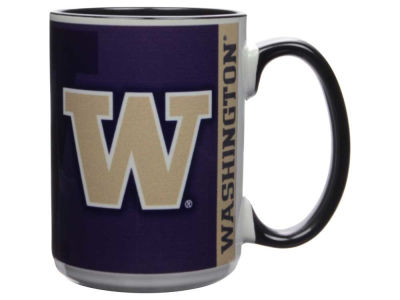 Washington Huskies 15oz Super Fan Inner Color Mug
