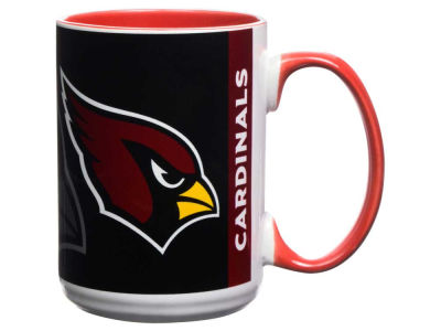 Arizona Cardinals 15oz Super Fan Inner Color Mug