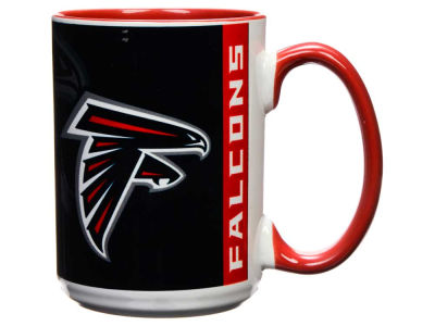 Atlanta Falcons 15oz Super Fan Inner Color Mug