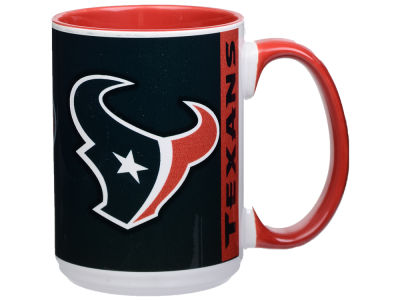 Houston Texans 15oz Super Fan Inner Color Mug