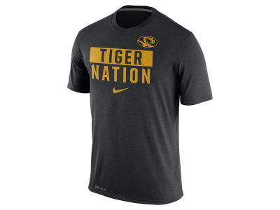 Missouri Tigers Nike NCAA Men's Legend Local Verbiage Crew T-Shirt