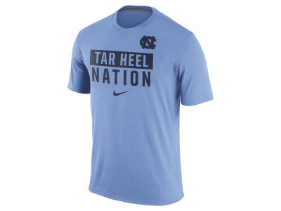 North Carolina Tar Heels Nike NCAA Men's Legend Local Verbiage Crew T-Shirt