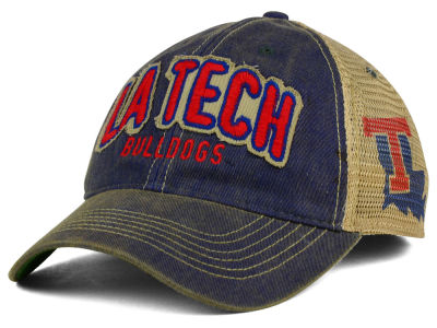 Louisiana Tech Bulldogs NCAA Trotline Trucker Hat