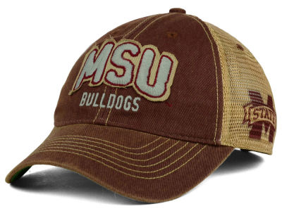 Mississippi State Bulldogs NCAA Trotline Trucker Hat