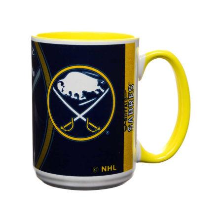 Buffalo Sabres 15oz Super Fan Inner Color Mug