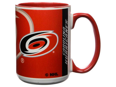 Carolina Hurricanes 15oz Super Fan Inner Color Mug