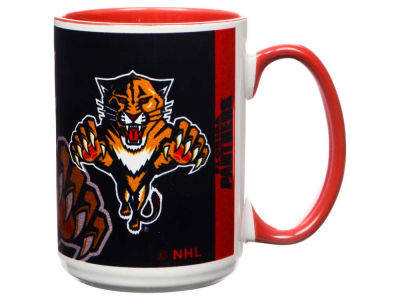 Florida Panthers 15oz Super Fan Inner Color Mug
