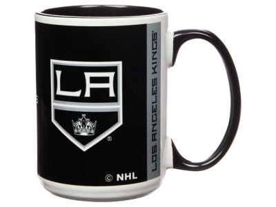 Los Angeles Kings 15oz Super Fan Inner Color Mug