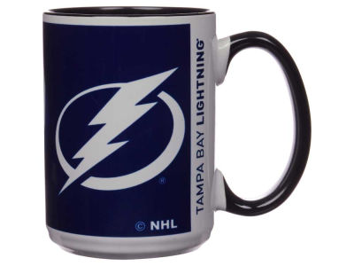 Tampa Bay Lightning 15oz Super Fan Inner Color Mug