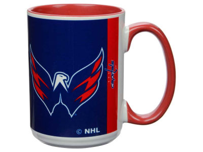 Washington Capitals 15oz Super Fan Inner Color Mug