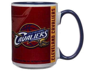 Cleveland Cavaliers 15oz Super Fan Inner Color Mug