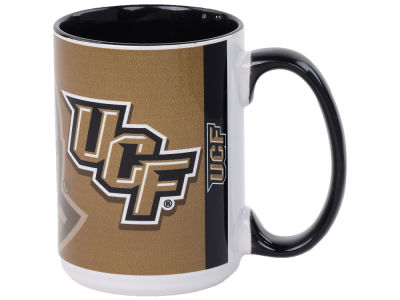 University of Central Florida Knights 15oz Super Fan Inner Color Mug