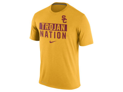 USC Trojans Nike NCAA Men's Legend Local Verbiage Crew T-Shirt