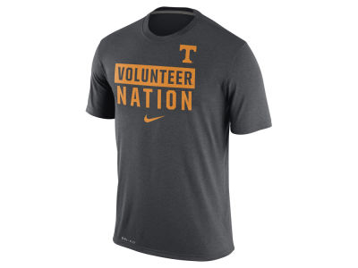 Tennessee Volunteers Nike NCAA Men's Legend Local Verbiage Crew T-Shirt