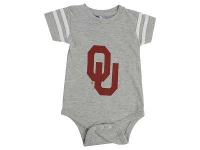 Oklahoma Sooners NCAA Infant Game Romper