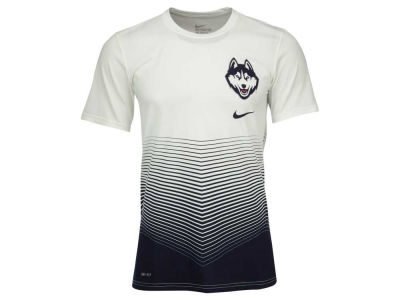 Connecticut Huskies Nike NCAA Men's Dri-Fit Basketball Player T-Shirt