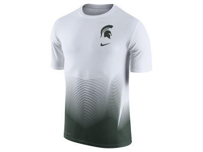 Michigan State Spartans Nike NCAA Men's Dri-Fit Basketball Player T-Shirt