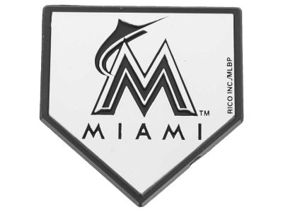 Miami Marlins Auto Emblem