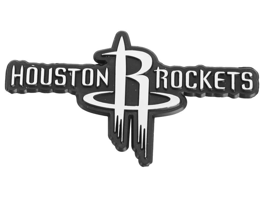 Houston Rockets Auto Emblem