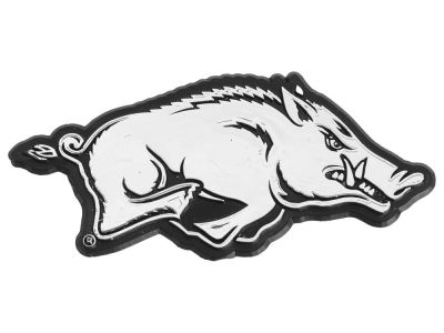 Arkansas Razorbacks Auto Emblem