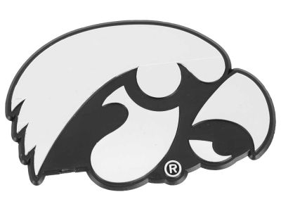 Iowa Hawkeyes Rico Industries Auto Emblem