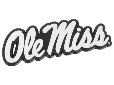 Ole Miss Rebels Auto Emblem
