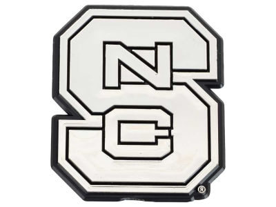 North Carolina State Wolfpack Auto Emblem
