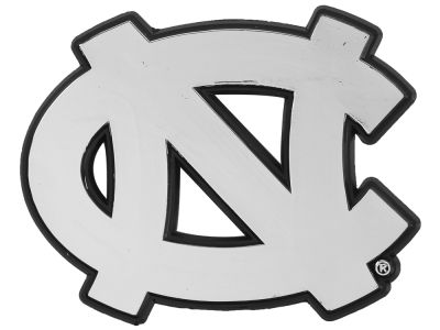 North Carolina Tar Heels Auto Emblem