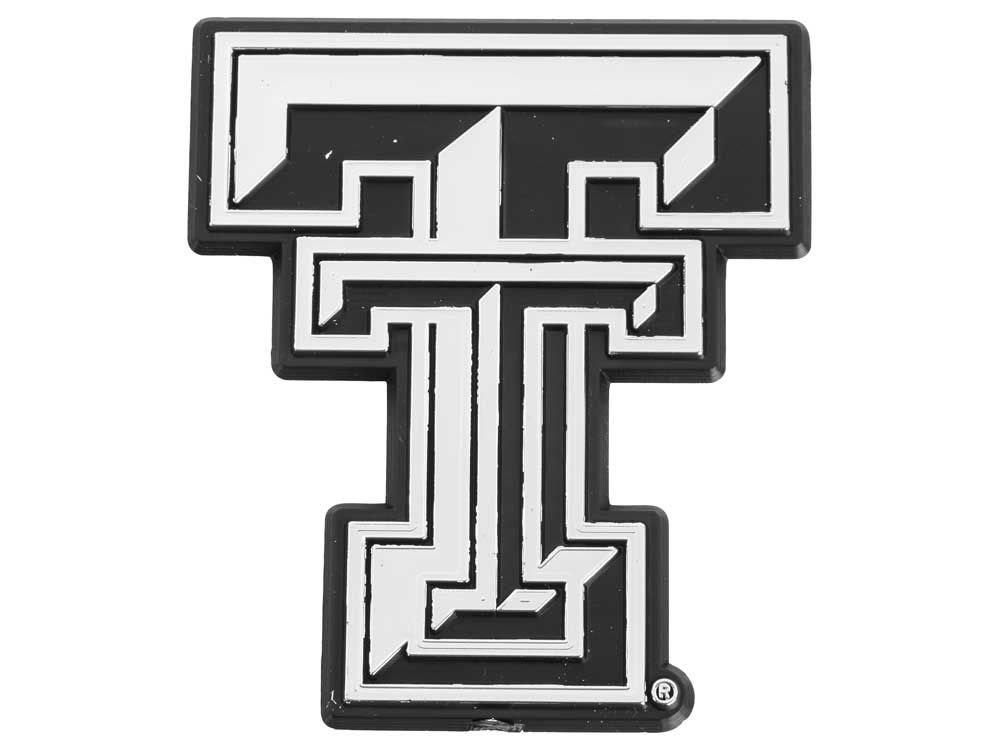 Texas Tech Red Raiders Auto Emblem Lids