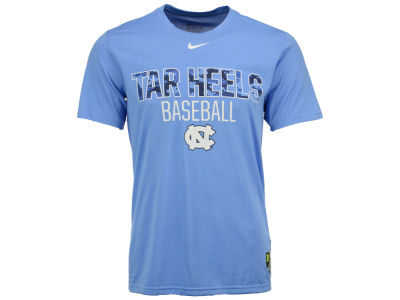 North Carolina Tar Heels Nike NCAA Men's Baseball Legend Team Issue T-Shirt
