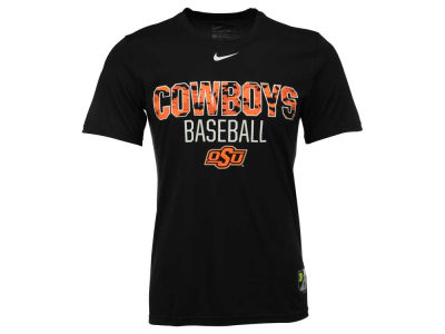 Oklahoma State Cowboys Nike NCAA Men's Baseball Legend Team Issue T-Shirt