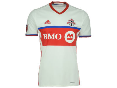 Toronto FC Reebok MLS Men's Away Replica Short Sleeve Jersey