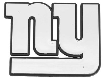 New York Giants Auto Emblem