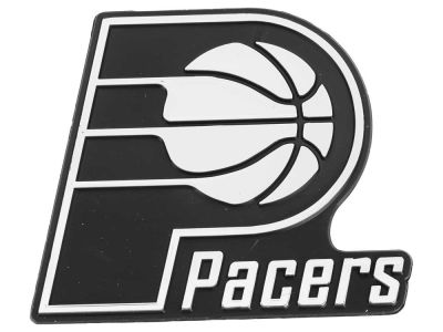 Indiana Pacers Auto Emblem