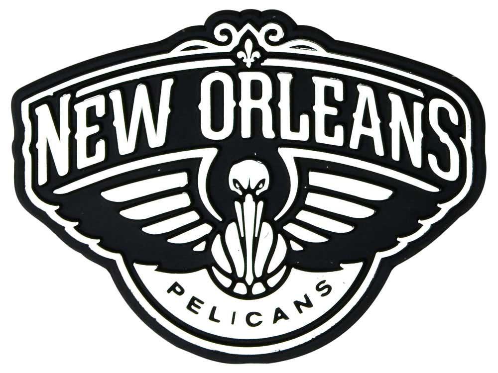 New Orleans Pelicans Auto Emblem Lids