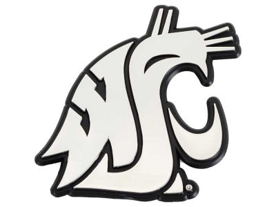 Washington State Cougars Auto Emblem