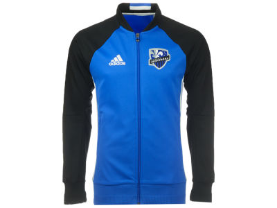 Montreal Impact Reebok MLS Men's Anthem Full Zip Jacket