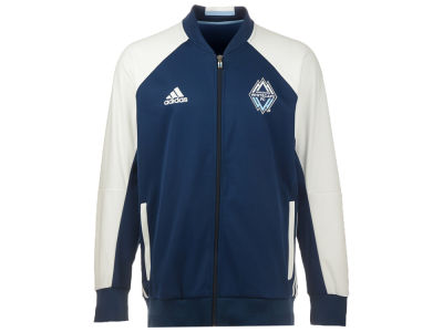 Vancouver Whitecaps FC Reebok MLS Men's Anthem Full Zip Jacket