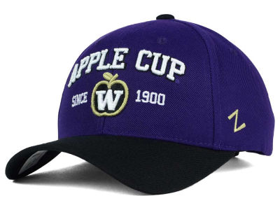 Washington Huskies Zephyr NCAA Apple Cup Adjustable Hat