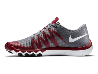 Alabama Crimson Tide Nike NCAA Men's Week Zero Free Trainer 5.0 Shoes