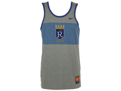Kansas City Royals Nike MLB Men's Coop Tri Tank