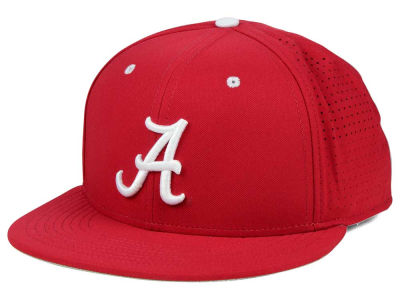 Alabama Crimson Tide Nike NCAA True Vapor Fitted Cap