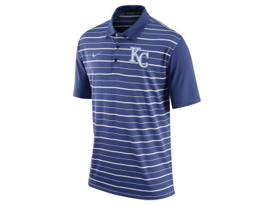 Kansas City Royals Nike MLB Men's Dri-Fit Polo 1.6