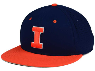 Illinois Fighting Illini Nike NCAA True Vapor Fitted Cap