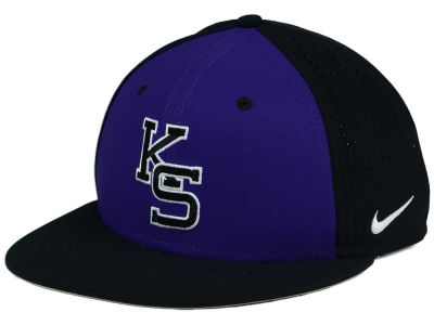 Kansas State Wildcats Nike NCAA True Vapor Fitted Cap