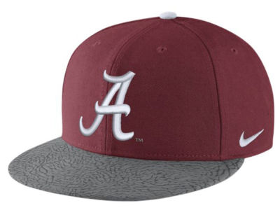Alabama Crimson Tide Nike NCAA Week Zero Trainer 5 True Snapback Cap