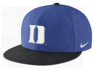 Duke Blue Devils Nike NCAA Week Zero Trainer 5 True Snapback Cap
